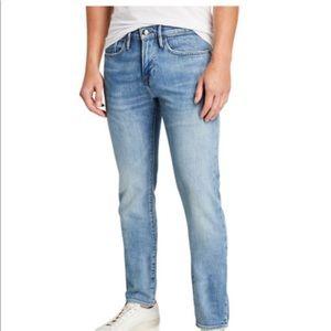 Frame L'Homme Slim Men's Jeans 32 Straight Leg